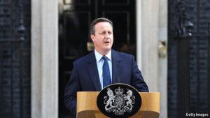 Cameron-quits
